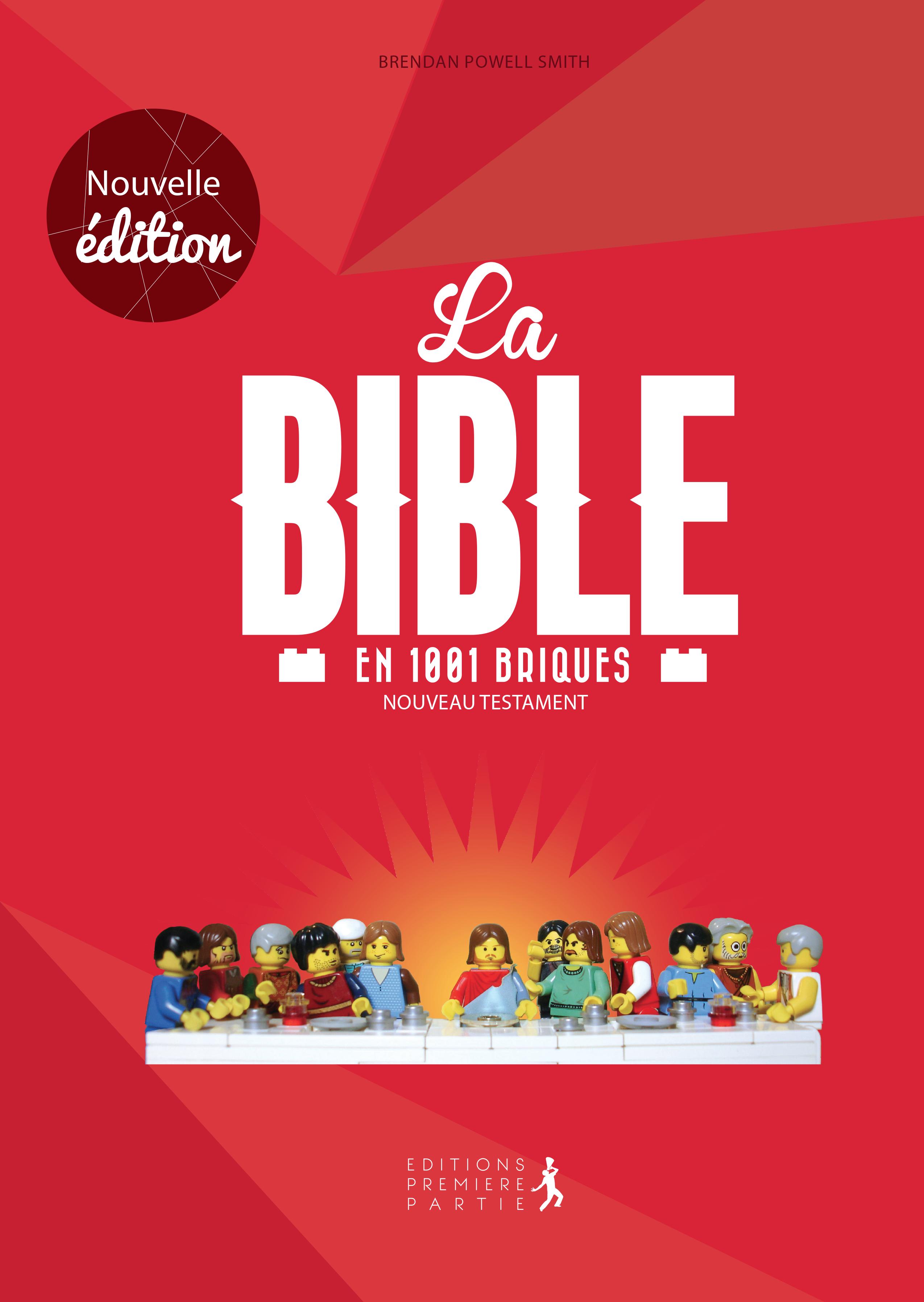 La Bible en 1001 briques - Nouveau Testament (Nouvelle édition)-0